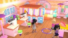 LEGO Friends welcomes players to Heartlake City in a game coming to Nintendo 3DS and DS fall 2013.