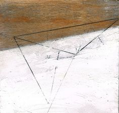http://helenbooth.com  Gesso, Plaster, Graphite, Carbon Trace and Oil on Ply Panel. 15cm x 15cm