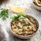 Dip Vegano de Lentejas y Auyama