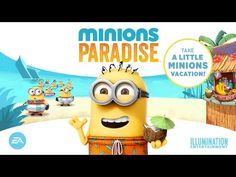 MINIONS PARADISE (EA) | iOS / ANDROID GAMEPLAY TRAILER