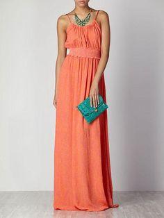 Vestidos largos para bodas de verano - Paperblog