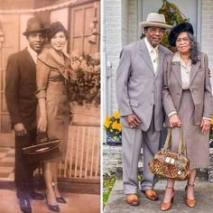 Black Couples Goals, Couple Goals, Black Love, Black Is Beautiful, Black Marriage, Forever Love, Aging Gracefully, Love Your Life, King Queen