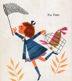 The illustration is so wonderful. Bernice Myers is the illustrator