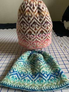 Second Time's A Charm Knitting the Turkish Patterned Cap – New England's Narrow Road #turkishpatternedcap #colorworkhat #fairislehat Knitting Patterns, Crochet Patterns, Online Yarn Store, Sock Yarn, Knitted Hats, Two By Two, Cap, Charmed, My Favorite Things