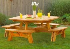 Build this table in a weekend