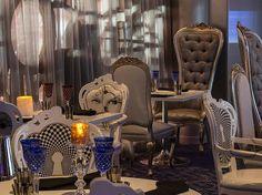 Wonderland Restaurant Harmony of the Seas #Wonderland #WonderlandRestaurant #HarmonyOfTheSeas #Harmony #RoyalCaribbean #CruiseShip #Cruise #Cruise Holiday