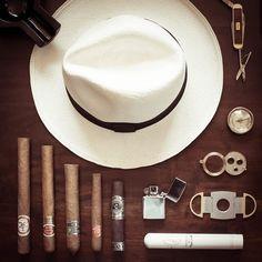 cigars and cigar humidors