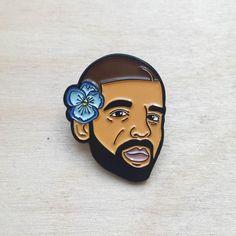 Drake Lapel Pin