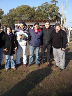 #Cien pueblos, San Bautista con Adrian Peña y Omar Negri