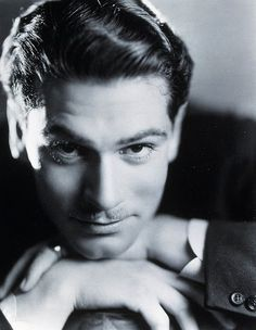 "Laurence Olivier Well, he was kind of hot, before he was all ""king of the actors"", wasn't he?"