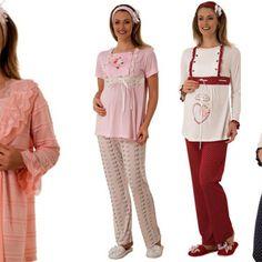 Hamile Pijama Seçimi Nasıl Olmalı? Shoulder, Pants, Dresses, Fashion, Trouser Pants, Vestidos, Moda, Fashion Styles, Women's Pants