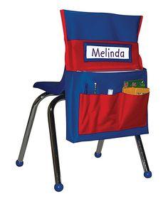 Red Chairback Buddy