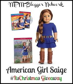 American Girl Saige giveaway I am trying to win for Abbey bc she really wants 1 & has had for years I really hope I can win  it would mean so much to Abbey <3