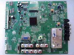 Neocomp Infoparts - Comércio de peças para notebook: Placa Tv Aoc L22w931 (principal) 715g3365 M01 000 ...