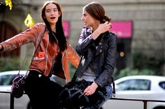 Milan – Mona Matsuoka Adrianna Zajdler. #CameraModa, #mona__off, @adrizajdler, @mona__offi, Adrianna Zajdler, After Dolce & Gabbana, Bon Image Corp, Fashion, Fashion Photography, IItaly, IMG, IMG Model, MFW, Milan, Milan Fashion week, Milano, Moda, Mode, Models, Models Off Duty, Mona Matsuoka, SS15, Street, StreetStyle, Why Not Models Photo © Wayne Tippetts