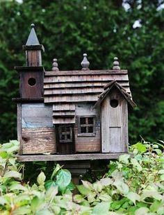 cultured birdhouse