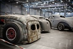 awesome rat rods...