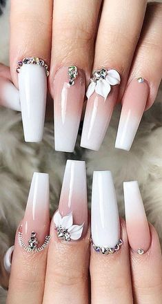 2019 Flashy Acrylic Nail Designs in Coffin Shape Of Summer Season. – Page 47 of … 2019 Flashy Acrylic Nail Designs in Coffin Shape Of Summer Season. – Page 47 of 55 – Women. Long Nail Designs, Acrylic Nail Designs, Nail Art Designs, Nails Design, Salon Design, Best Acrylic Nails, Summer Acrylic Nails, Nail Swag, Cute Nails