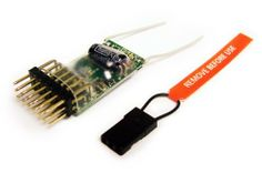 CSRC-RX3000e Spektrum DSM2 Compatible 2.4Ghz 6-Ch Receiver by Common Sense RC. $25.95. The CSRC-RX3000e is a great alternative to the Spektrum AR6100e at a low, low price! This 2.4GHz receiver is ideal for almost any small electric model from mini profile foamies to 400-size helis. Because it uses advanced DSM2 technology, it is compatible with DSM2 aircraft radio and module systems. It also boasts a wide input range that allows it to operate with 3.5 to 9.6 volt electrica...