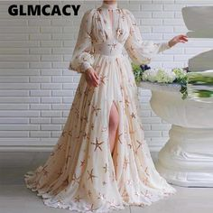 Elegant Maxi Dress, Elegant Dresses For Women, Classy Dress, Pretty Dresses, Beautiful Dresses, Elegant Dresses Classy, Prom Dresses Long With Sleeves, Maxi Dress With Sleeves, Sleeved Dress