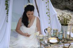 Engagement Session, One Shoulder Wedding Dress, Grey, Wedding Dresses, Fashion, Gray, Bride Dresses, Moda, Bridal Gowns