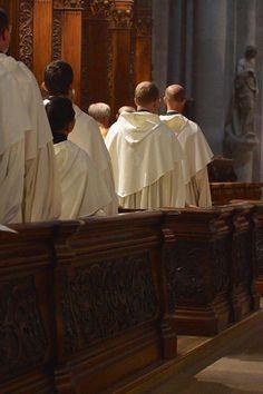 Stift Heiligenkreuz    Prayer is never wasted time!