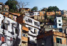 28 Millimeters, Women Are Heroes Action dans la Favela Morro da Providência, Maria de Fatima, Day View, Rio de Janeiro, Brésil, 2008