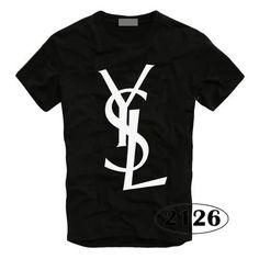 33c888fc5 37 Best Saint Laurent T Shirts images | Ysl, Yves saint laurent men ...