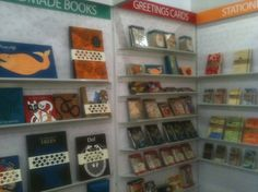 Did you know that we also have a stationery & prints stand this year at Frankfurt Book Fair? Tara Books is at 4.1Q508. #fbf12