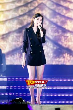 Davichi's Kang Min Kyung, 'Getting prettier by the day'...2012 Hallyu Dream Concert in Gyeongju [KPOP PHOTO]