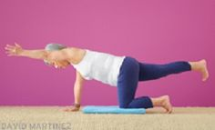 A Yoga Practice for Osteoporosis