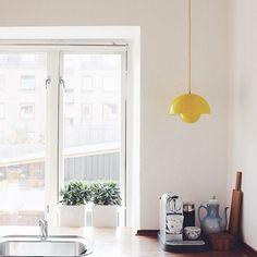 Une cuisine épurée