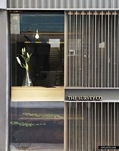 The Survey Co Restaurant in Brisbane // Richards & Spence | Afflante.com