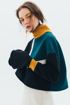 Decorialab knitwear Studio www.decorialab.com — yard-sales:   J Moon A/W 2015 - 2016