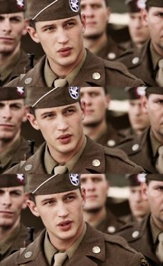 tom hardy in band of brothers