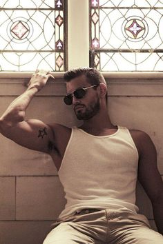 George Michael some would call him a guilty pleasure. I just call him talented (and hot)