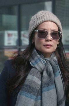Lucy Liu Dr. Joan Watson Elementary S03E21 Under My Skin