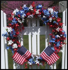 Perfect for Memorial day, the 4th of July, Veterans day, or any day you want to be patriotic!