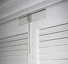 CHILDPROOFING CLOSET DOORS