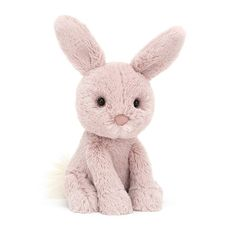 Sweet little sorbet Starry-Eyed Bunny has the gentlest raspberry fur. Always alert, this perky-eared poppet has bright sparkly eyes full of shimmering glitter! A pocket pal for midnight adventures. Whatsapp Theme, Pocket Pal, Green Fur, Jellycat, Starry Eyed, Rainbow Colors, Cuddling, Bunny, Toys