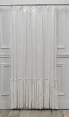 linen shower curtain white. Vintage Shower Curtain  belgian white linen fullbloomcottage Gorgeous Ruffle 72 w x 76 l shower curtains