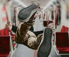flying super men :d
