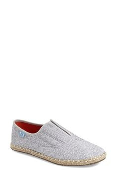 TOMS 'Palmera' Geo Print Espadrille Slip-On (Women) available at #Nordstrom