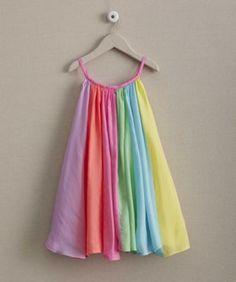 girls circus swing dress