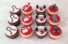 #SweetTreatbyShaily #SweetTreat #Shaily # Cupcake #Dessert #Buttercream #Gym #BodyBuilding