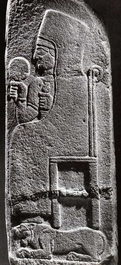 Hittite, Kubaba, Kargamış, Museum of Anatolian Civilization, Ankara (Ekrem Akurgal) (Erdinç Bakla archive)