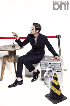 Jin Yi Han bnt International May 2014 Asian Celebrities, Asian Actors, My Secret Hotel, Jin Yi Han, Lets Fight Ghost, Empress Ki, Stylish Mens Outfits, Kpop, Korean Men