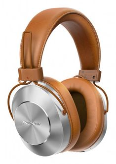 The Pioneer SE-MS7T Bluetooth Headphones allow for control of your phone  calls and music a0b91a31ab