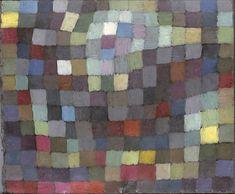 Paul Klee, Maibild, 1925, MOMA
