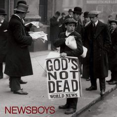 This is my jam: God's Not Dead (Like a Lion) by Newsboys on God Is Not A Secret (Featuring Toby Mac) Radio ♫ #iHeartRadio #NowPlaying
